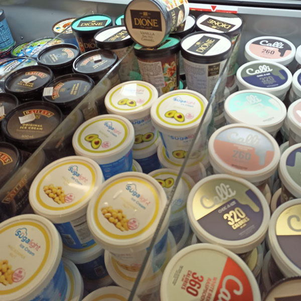 NTUC Ice Cream