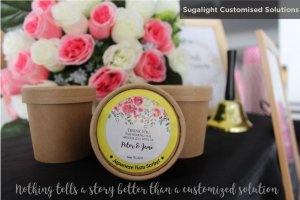 SUGALIGHT CUSTOMISED CRAFT CUP SEP2018